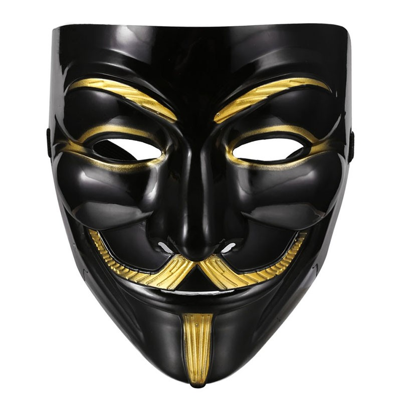 """Anonymous Mask """"Must"""""""
